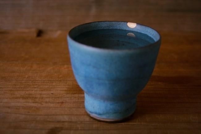 斎藤裕美子のコップの金継ぎ修理