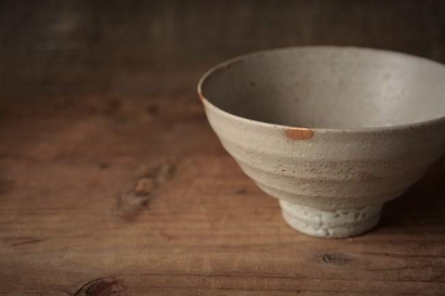 茶碗の金継ぎ修理が完成