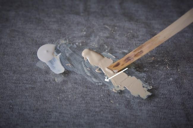 新うるし錆を使う方法