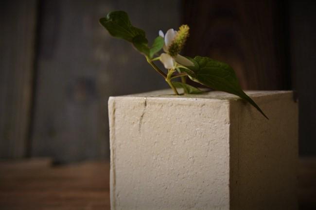 ひびの入った花器の金継ぎ・金繕い修理が完成