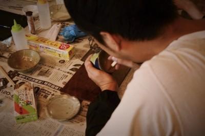 東京で金継ぎ教室を開催