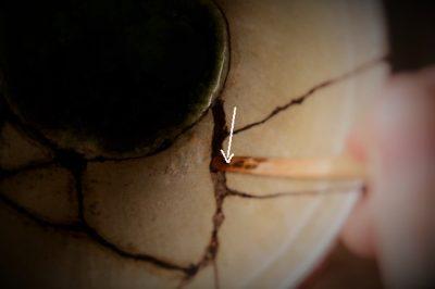壊れた器の金継ぎ修理方法