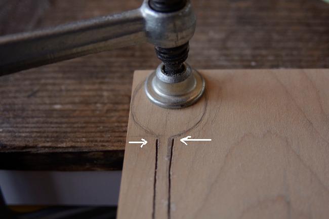 木のスッカラ・スプーンの作り方
