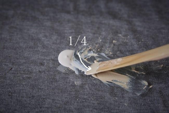 新うるし錆の作り方
