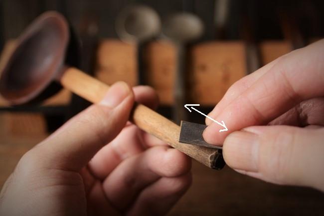 木の食器にカビが生えた時の対処方法