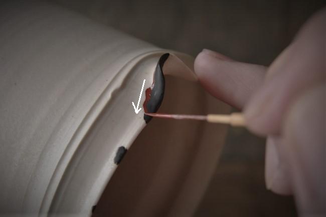 壊れた器の金継ぎ修理のやり方