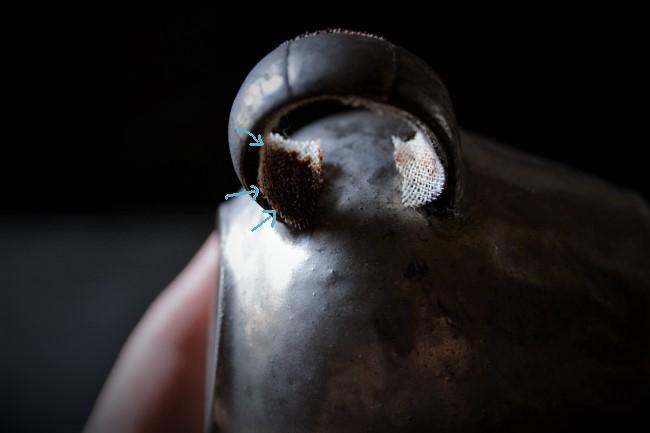 取っ手の壊れた急須の金継ぎ修理のやり方